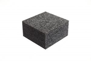 1.7#-Black-White Foam