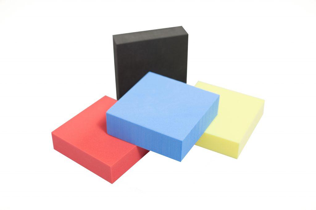 2#-MultiColor-XLPE Foam