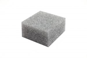 9#-White-Black Foam