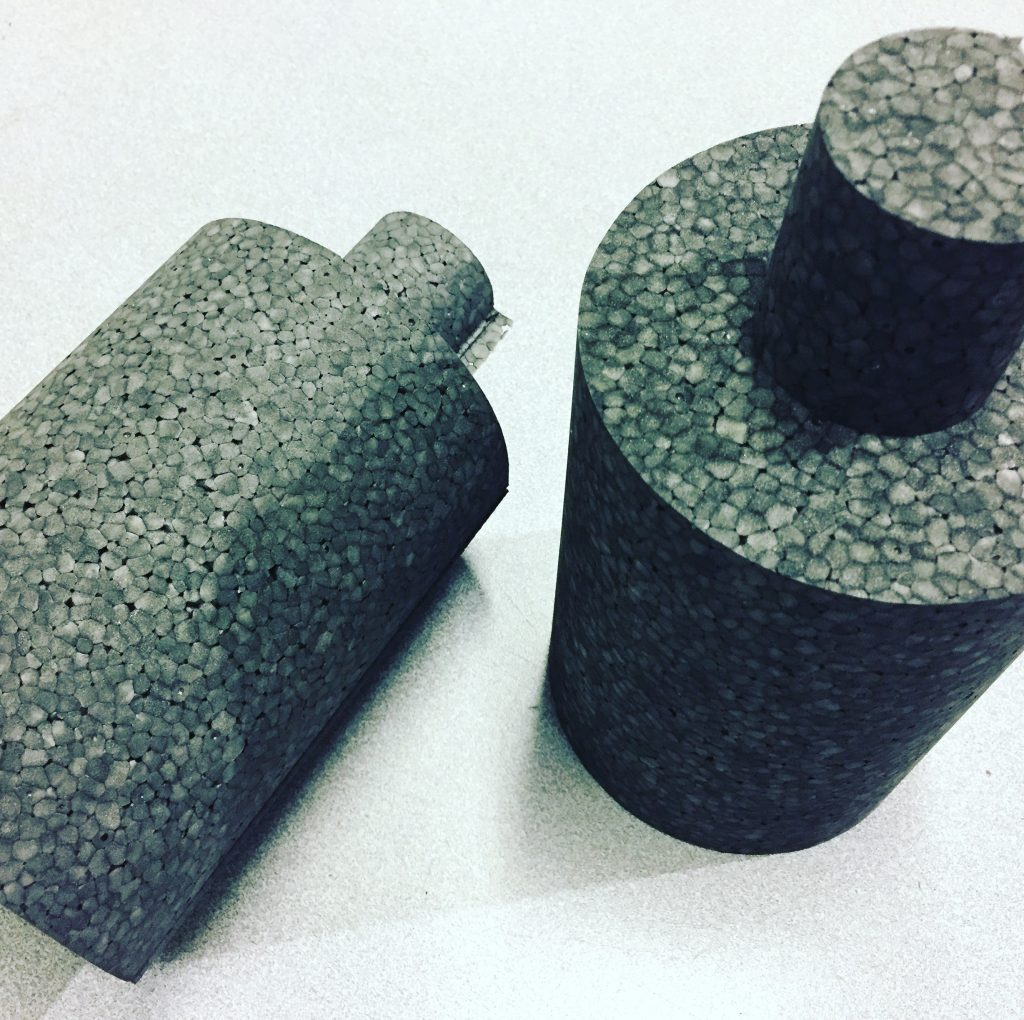 CNC Cut EPE Foam