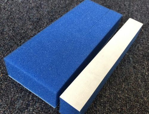 Face Shield Foam for PPG and PPE
